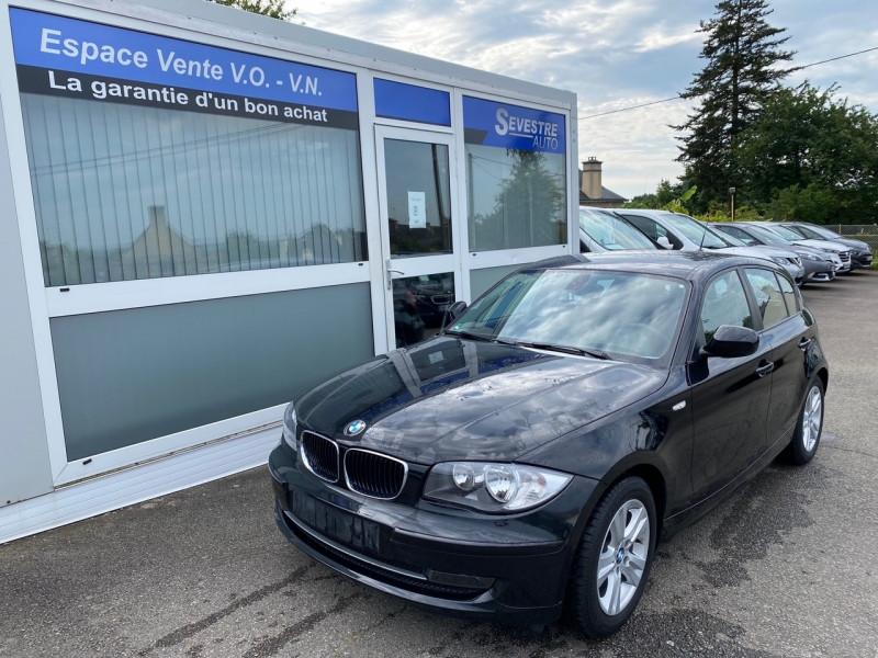 Photo 1 de l'offre de BMW SERIE 1 (E81/E87) 118I 143CH EDITION 5P à 11990€ chez Sevestre Automobiles