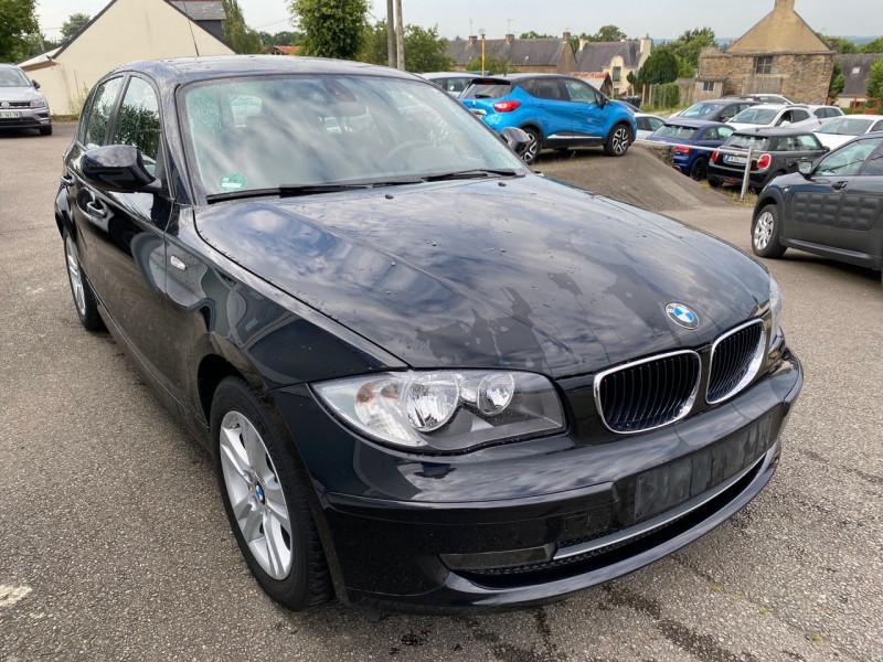 Photo 2 de l'offre de BMW SERIE 1 (E81/E87) 118I 143CH EDITION 5P à 11990€ chez Sevestre Automobiles