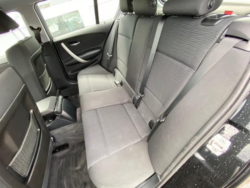 Photo 9 de l'offre de BMW SERIE 1 (E81/E87) 118I 143CH EDITION 5P à 11990€ chez Sevestre Automobiles
