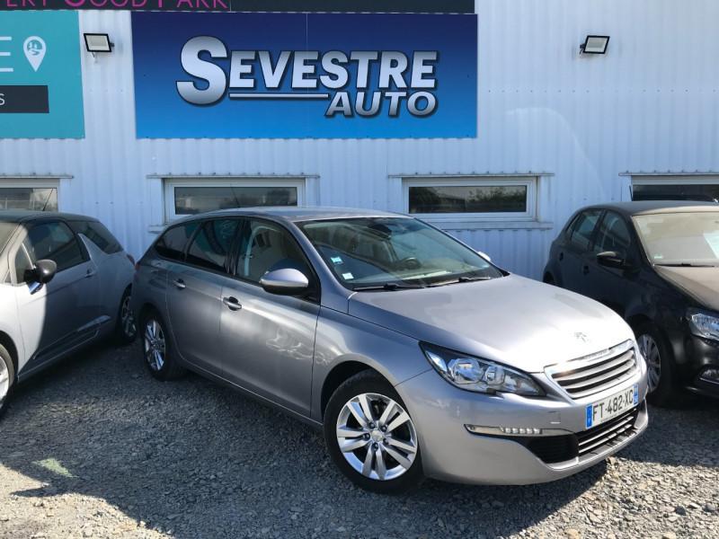 Photo 2 de l'offre de PEUGEOT 308 SW 1.6 BLUEHDI 120CH ACTIVE S&S à 11490€ chez Sevestre Automobiles