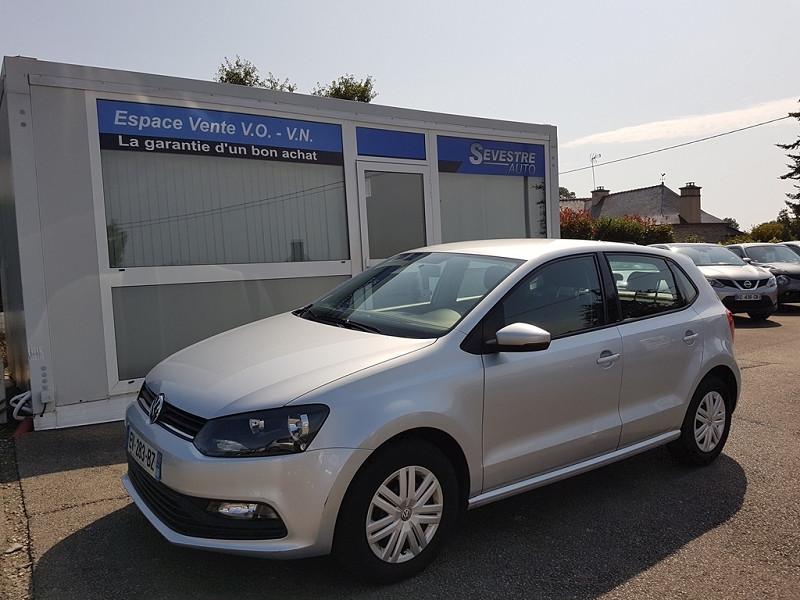 Volkswagen POLO 1.0 75CH EDITION 2017 5P Essence GRIS Occasion à vendre