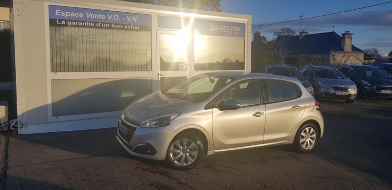 Peugeot 208 1.6 BLUEHDI 75CH STYLE 5P Diesel GRIS Occasion à vendre