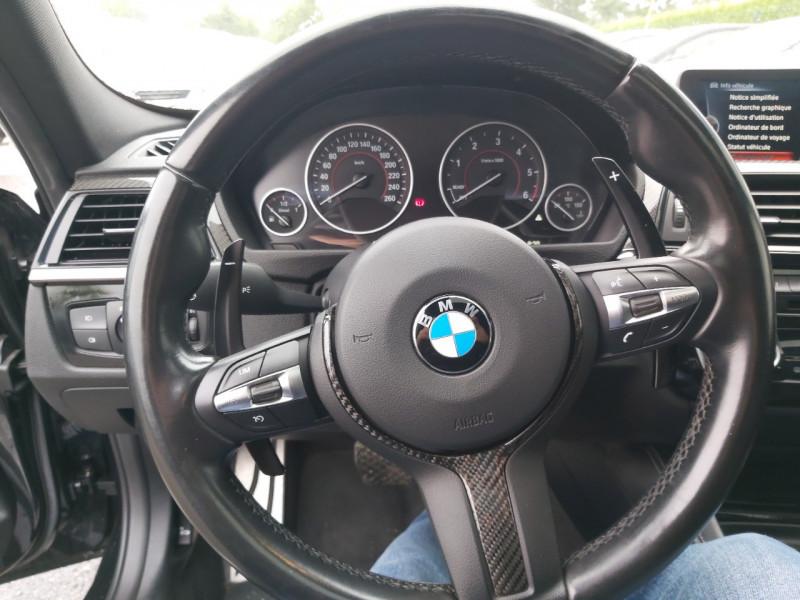 Photo 8 de l'offre de BMW SERIE 3 TOURING (F31) 330DA 258CH M SPORT à 26490€ chez Sevestre Automobiles