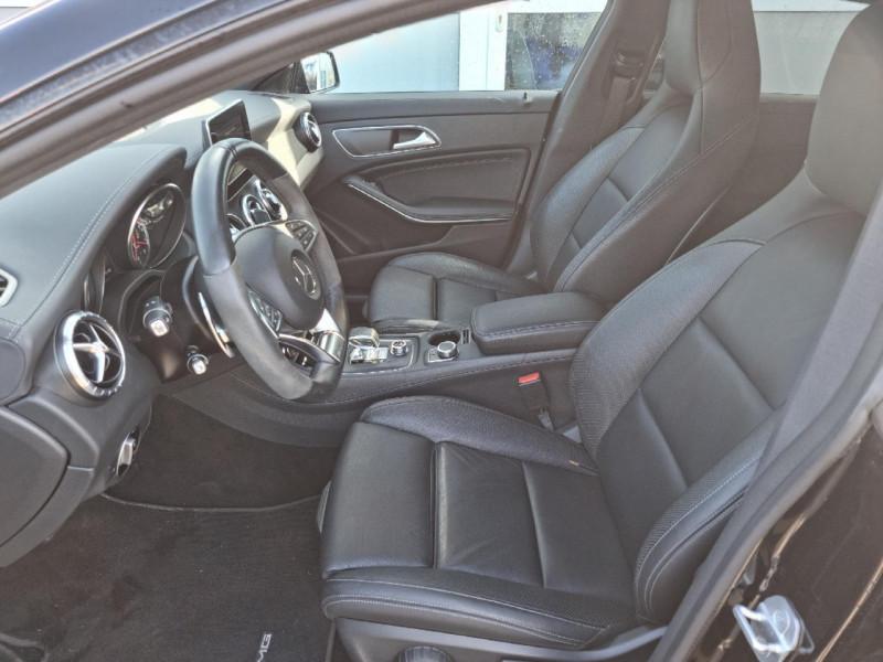 Photo 5 de l'offre de MERCEDES-BENZ CLA SHOOTING BRAKE 45 AMG 381CH 4MATIC SPEEDSHIFT DCT à 38990€ chez Sevestre Automobiles