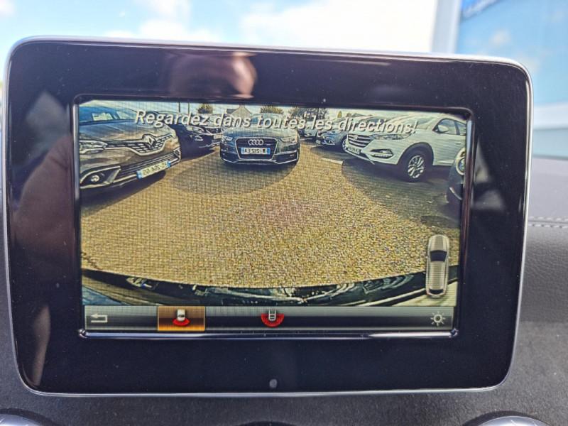 Photo 19 de l'offre de MERCEDES-BENZ CLA SHOOTING BRAKE 45 AMG 381CH 4MATIC SPEEDSHIFT DCT à 38990€ chez Sevestre Automobiles
