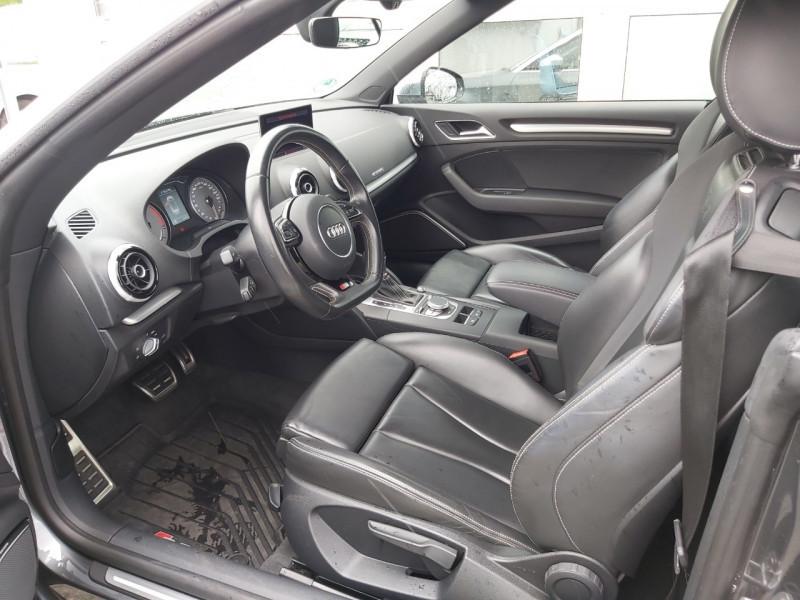 Photo 5 de l'offre de AUDI S3 CABRIOLET 2.0 TFSI 300CH QUATTRO S TRONIC 6 à 32990€ chez Sevestre Automobiles