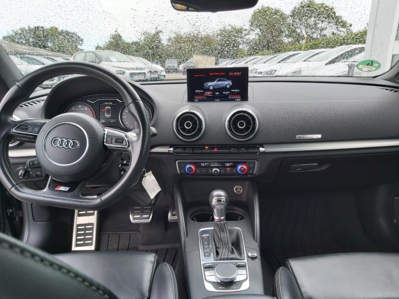 Photo 9 de l'offre de AUDI S3 CABRIOLET 2.0 TFSI 300CH QUATTRO S TRONIC 6 à 32990€ chez Sevestre Automobiles