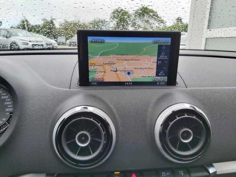 Photo 8 de l'offre de AUDI S3 CABRIOLET 2.0 TFSI 300CH QUATTRO S TRONIC 6 à 32990€ chez Sevestre Automobiles