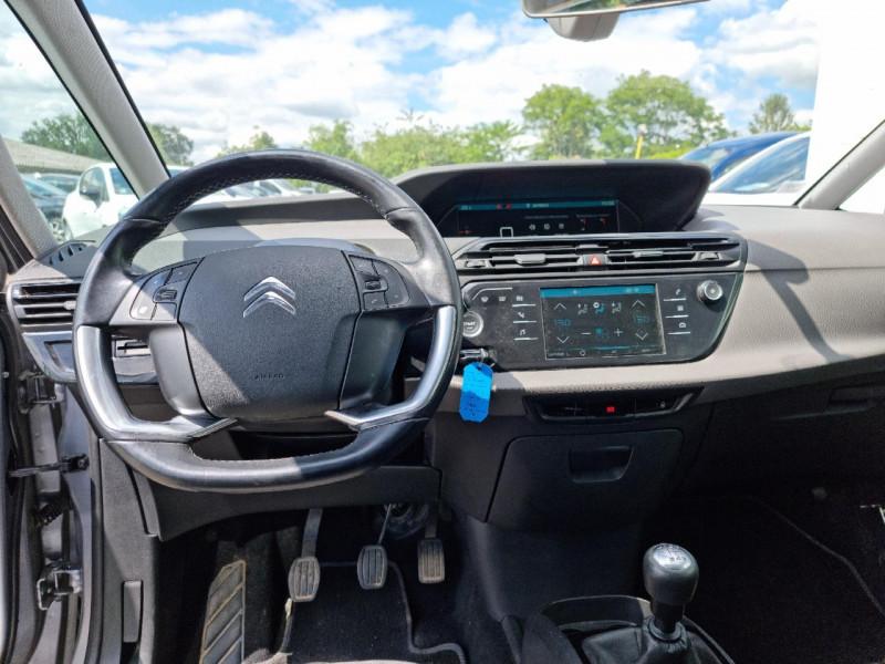 Photo 7 de l'offre de CITROEN GRAND C4 PICASSO BLUEHDI 120CH FEEL S&S à 12990€ chez Sevestre Automobiles
