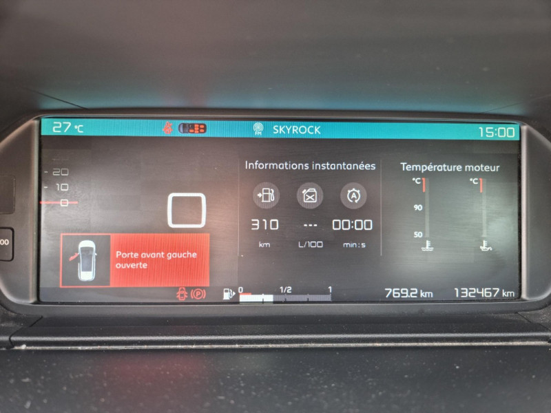 Photo 9 de l'offre de CITROEN GRAND C4 PICASSO BLUEHDI 120CH FEEL S&S à 12990€ chez Sevestre Automobiles