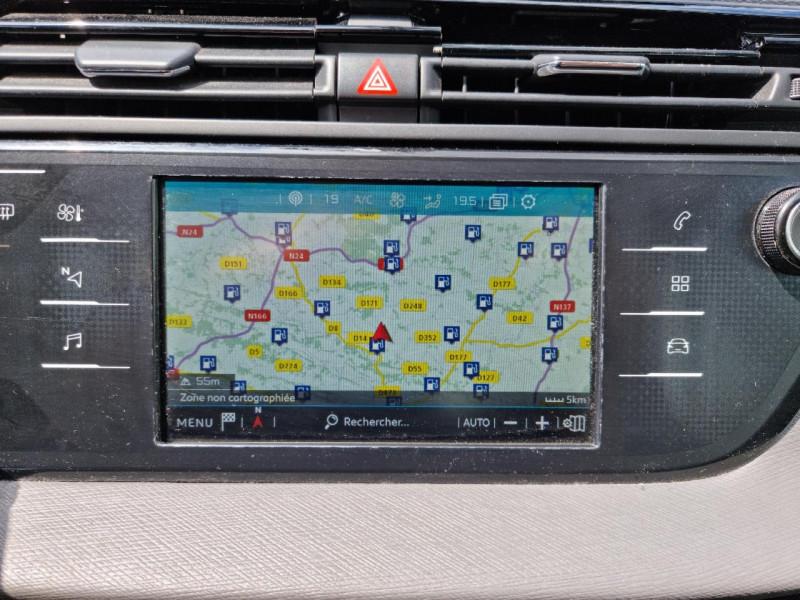 Photo 8 de l'offre de CITROEN GRAND C4 PICASSO BLUEHDI 120CH FEEL S&S à 12990€ chez Sevestre Automobiles
