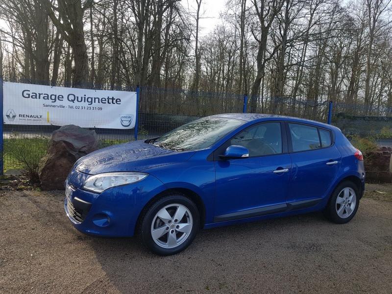 Renault MEGANE III 1.9 DCI 130 CH FAP DYNAMIQUE ECO² EURO5 Diesel BLEU Occasion à vendre