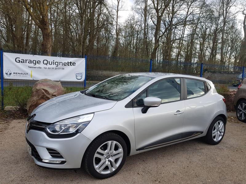 Renault CLIO IV 0.9 TCE 90 CH ENERGY ZEN 5P Essence GRIS C Occasion à vendre