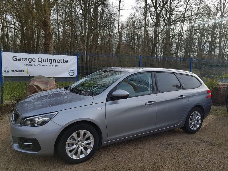 Peugeot 308 SW 1.5 BLUEHDI 130 CH S&S STYLE Diesel GRIS Occasion à vendre