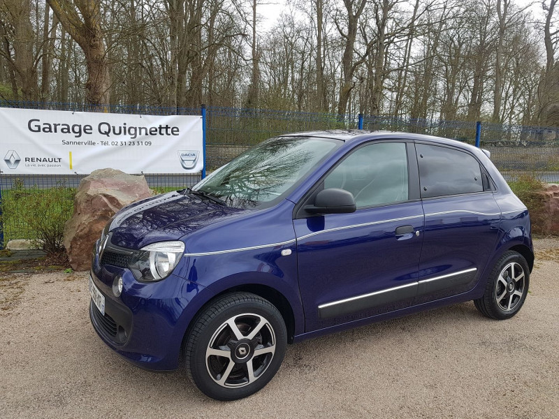Renault TWINGO III 0.9 TCE 90 CH ENERGY INTENS Essence VIOLET Occasion à vendre