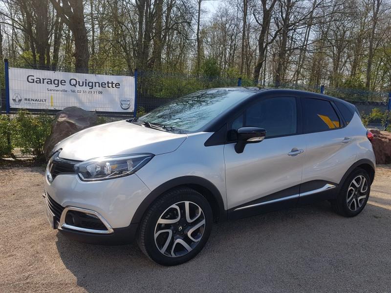 Renault CAPTUR 1.5 DCI 90 CH STOP&START ENERGY INTENS ECO² Diesel GRIS Occasion à vendre