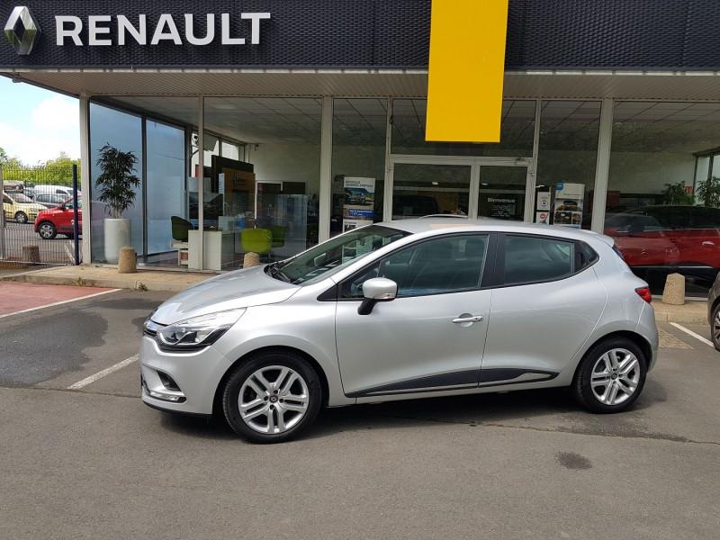 Renault CLIO IV 1.5 DCI 90 CH ENERGY BUSINESS 82G 5P Diesel GRIS C Occasion à vendre