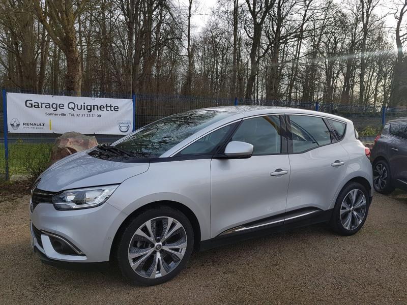 Renault SCENIC IV 1.5 DCI 110 CH ENERGY INTENS Diesel GRIS C Occasion à vendre