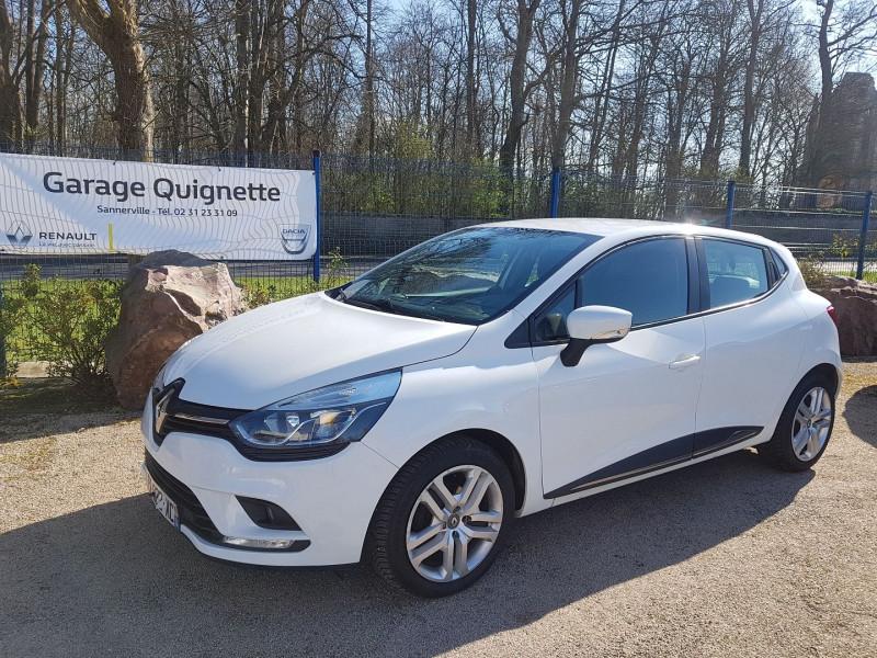 Renault CLIO IV 1.5 DCI 75 CH ENERGY BUSINESS 5P Diesel BLANC Occasion à vendre