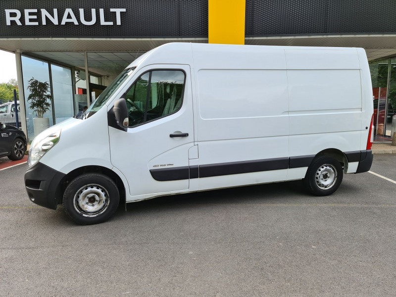 Renault MASTER III FG F3500 L2H2 2.3 DCI 145 CH ENERGY GRAND CONFORT EURO6 Diesel BLANC Occasion à vendre