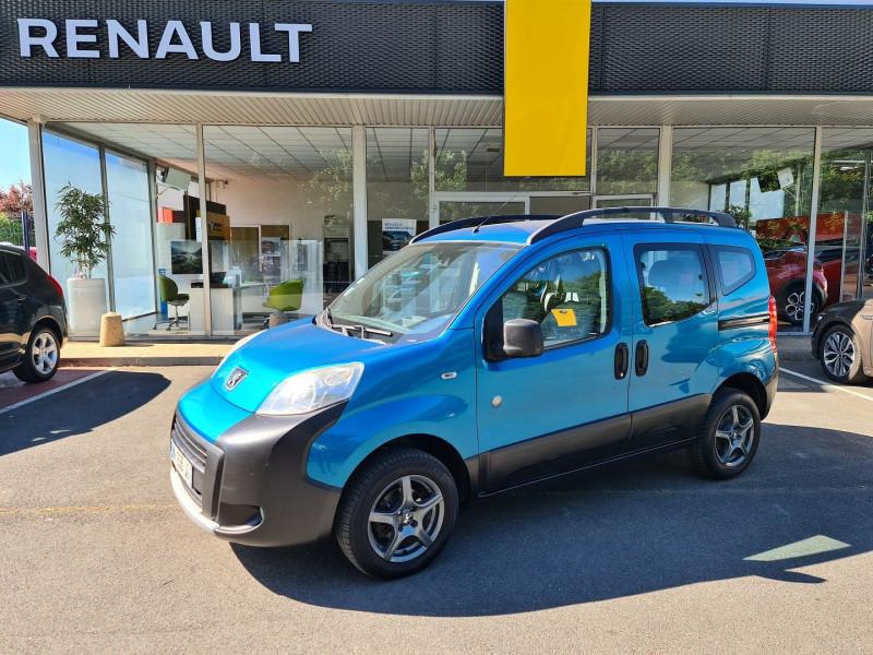 Peugeot BIPPER TEPEE 1.4 HDI OUTDOOR Diesel BLEU C Occasion à vendre
