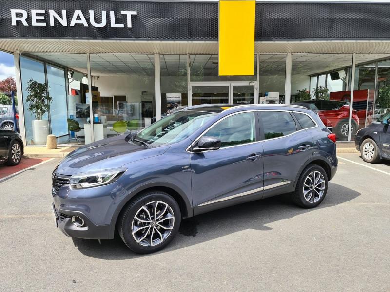Renault KADJAR 1.5 DCI 110 CH ENERGY GRAPHITE EDC Diesel GRIS F Occasion à vendre