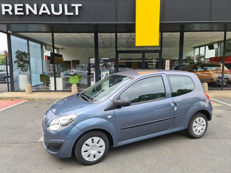 Renault TWINGO II 1.5 DCI 65 CH AUTHENTIQUE Diesel BLEU F Occasion à vendre