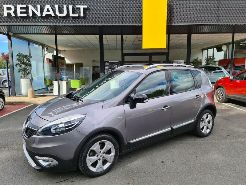 Renault SCENIC III XMOD 1.5 DCI 110 CH ENERGY BOSE ECO² Diesel GRIS C Occasion à vendre