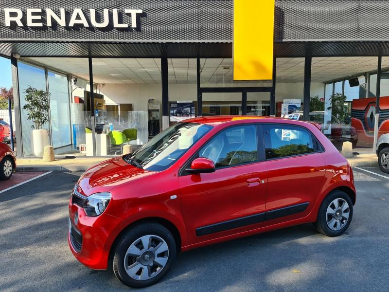 Renault TWINGO III 1.0 SCE 70 CH ZEN EURO6C Essence ROUGE Occasion à vendre