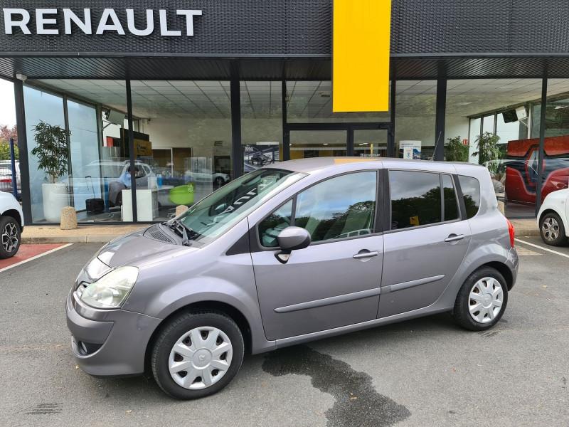 Renault GRAND MODUS 1.5 DCI 85 CH DYNAMIQUE Diesel GRIS F Occasion à vendre
