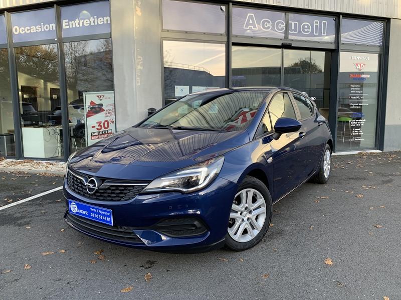 Opel ASTRA 1.2 TURBO 110CH EDITION 6CV Essence BLEU NAUTIQUE Occasion à vendre