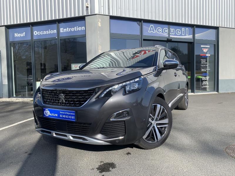Peugeot 5008 2.0 BLUEHDI 180CH S&S GT EAT8 Diesel PLATINIUM / NOIR Occasion à vendre