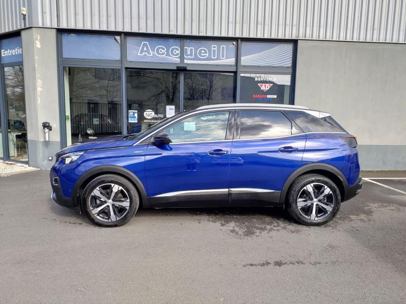 Photo 2 de l'offre de PEUGEOT 3008 BlueHDi 130ch S&S EAT8 GT Line à 29480€ chez NG AUTO
