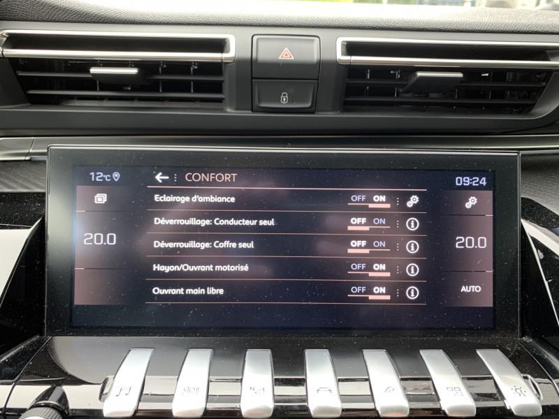Photo 14 de l'offre de PEUGEOT 508 SW BlueHDi 160 ch S&S EAT8 GT Line à 30980€ chez NG AUTO