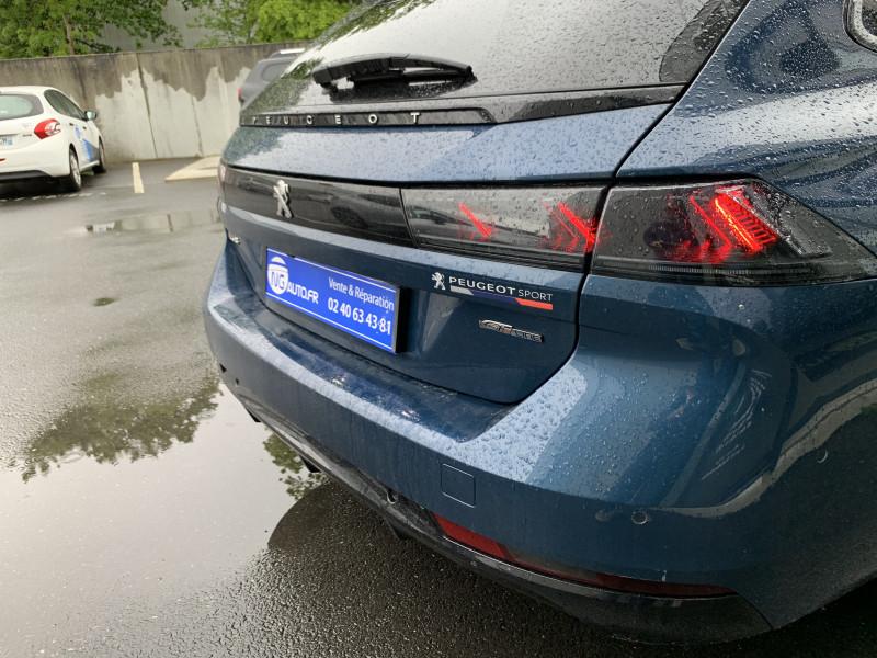Photo 22 de l'offre de PEUGEOT 508 SW BlueHDi 160 ch S&S EAT8 GT Line à 30980€ chez NG AUTO