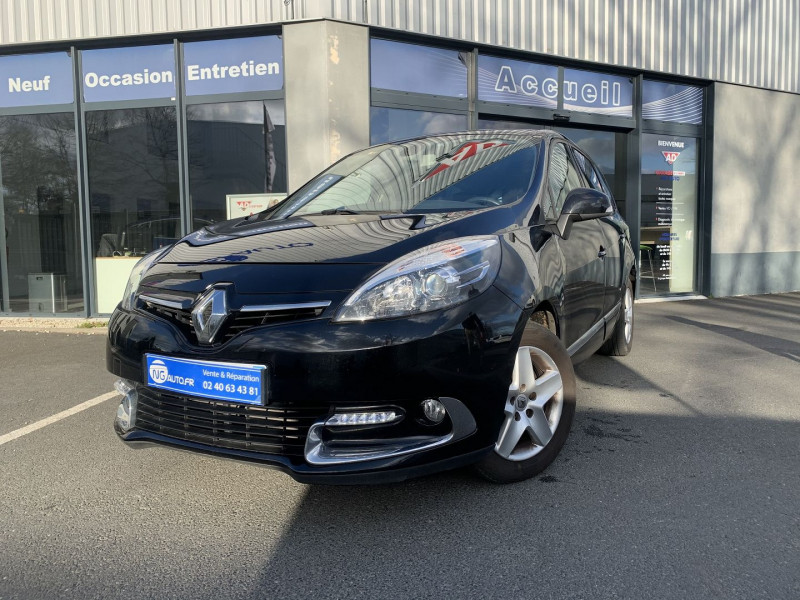 Renault GRAND SCENIC III 1.5 DCI 110CH BUSINESS EDC 7 PLACES 2015 Diesel Noir Occasion à vendre