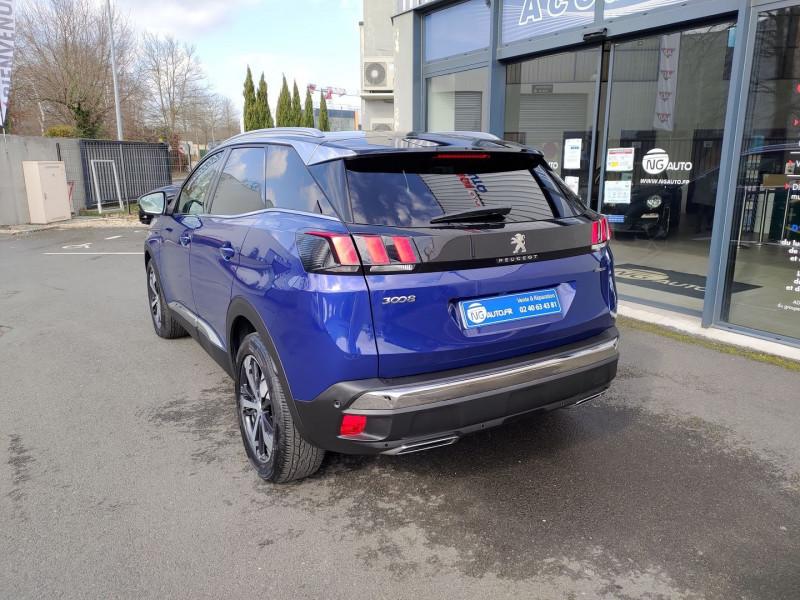 Photo 3 de l'offre de PEUGEOT 3008 BlueHDi 130ch S&S EAT8 GT Line à 29480€ chez NG AUTO