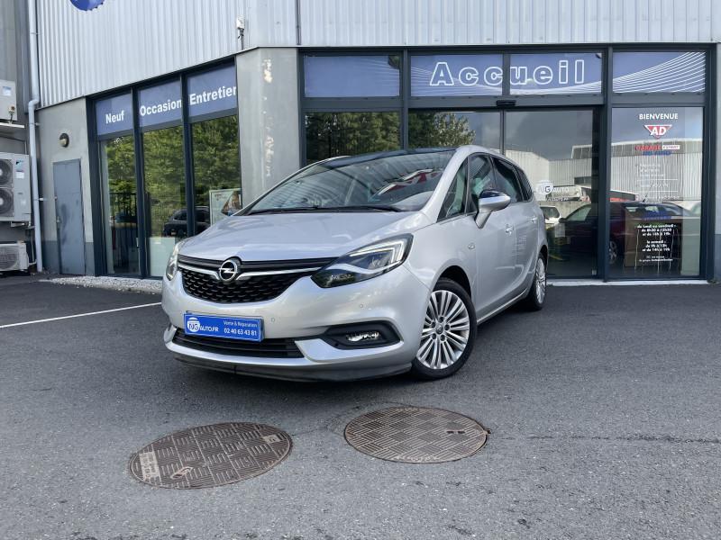 Opel ZAFIRA 2.0 CDTI 170 ch BlueInjection BVA6 Elite Diesel GRIS CLAIR Occasion à vendre
