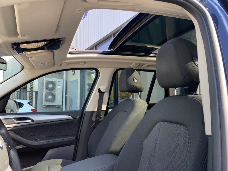Photo 24 de l'offre de BMW X3 G01 SDRIVE18DA 150CH BUSINESS DESIGN EURO6C à 35780€ chez NG AUTO
