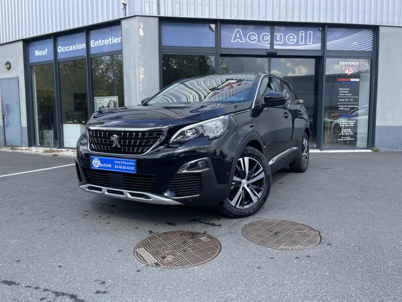 Peugeot 3008 BlueHDi 130ch S&S BVM6 Allure Diesel NOIR PERLA NERA Occasion à vendre