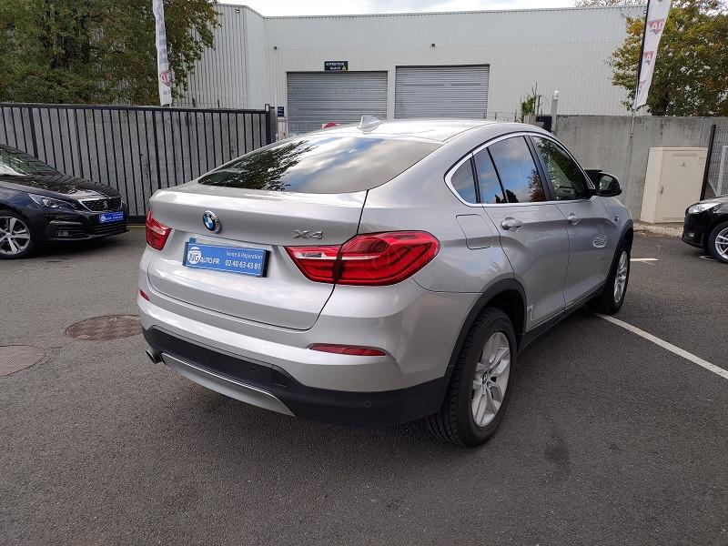 Photo 3 de l'offre de BMW X4 F26 XDRIVE20DA 190CH LOUNGE PLUS à 27480€ chez NG AUTO