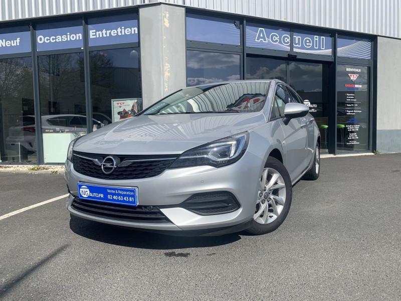 Opel ASTRA 1.5 D 122CH ELEGANCE BUSINESS BVA Diesel GRIS CLAIR METAL Occasion à vendre
