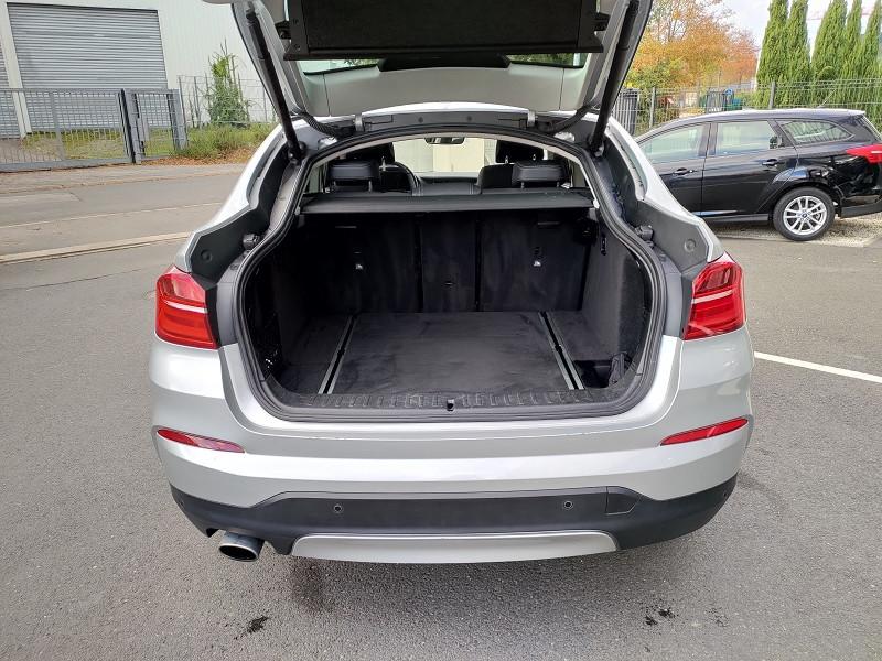 Photo 17 de l'offre de BMW X4 F26 XDRIVE20DA 190CH LOUNGE PLUS à 27480€ chez NG AUTO