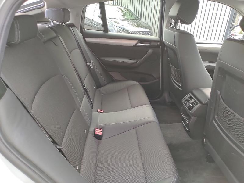 Photo 15 de l'offre de BMW X4 F26 XDRIVE20DA 190CH LOUNGE PLUS à 27480€ chez NG AUTO