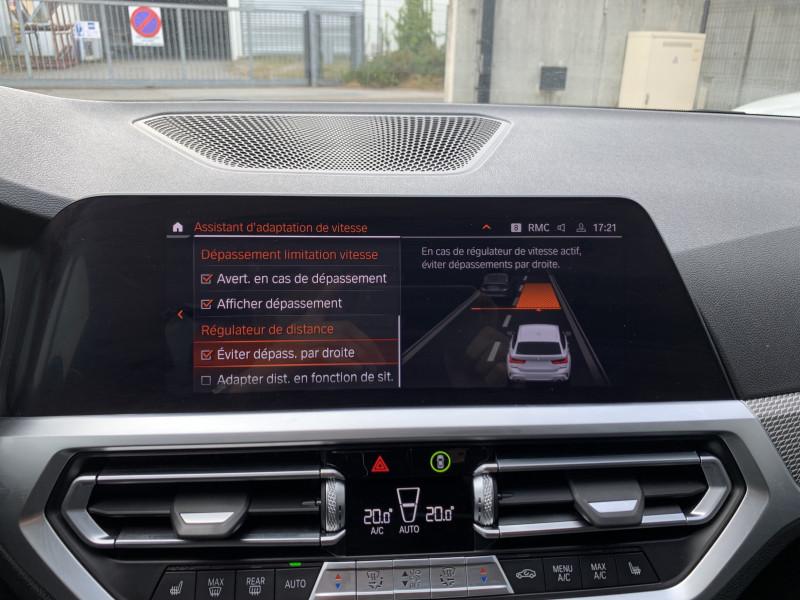 Photo 21 de l'offre de BMW SERIE 3 TOURING G21 Touring 330d xDrive 265 ch BVA8 M Sport à 54980€ chez NG AUTO