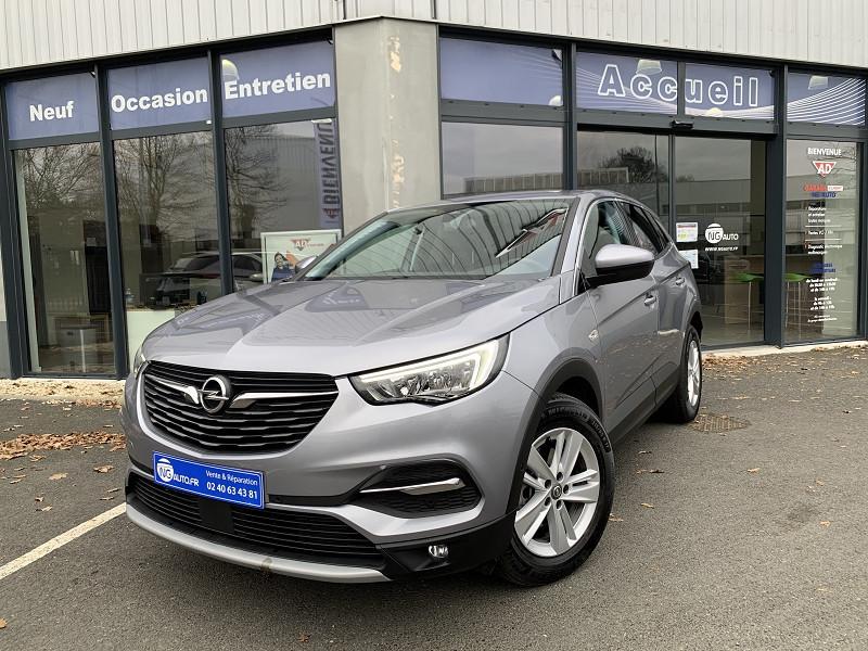 Opel GRANDLAND X 1.5 D 130CH INNOVATION BVA Diesel GRIS CLAIR METAL Occasion à vendre