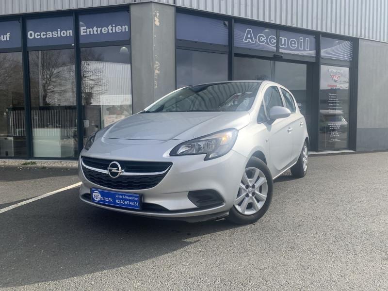 Opel CORSA 1.4 90CH EDITION 5P Essence sans plomb GRIS CLAIR METAL Occasion à vendre