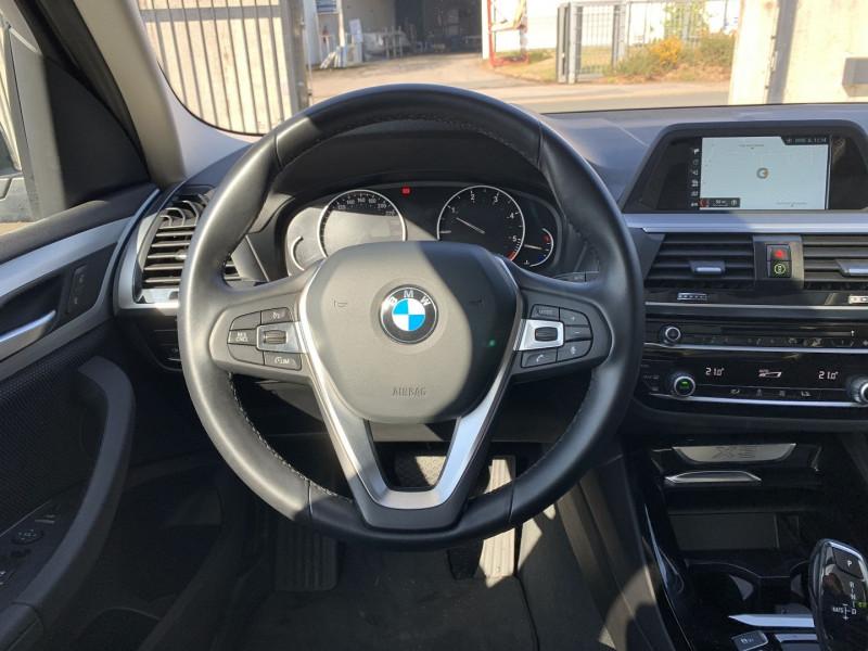 Photo 6 de l'offre de BMW X3 G01 SDRIVE18DA 150CH BUSINESS DESIGN EURO6C à 35780€ chez NG AUTO