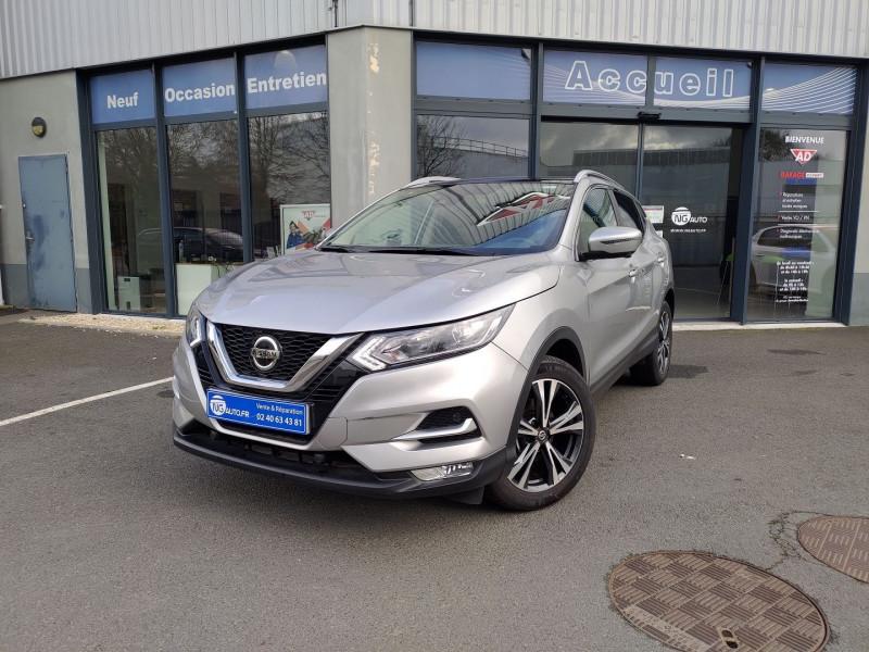 Nissan QASHQAI 2019 1.3 DIG-T 140 N-Connecta Essence sans plomb GRIS PERLE Occasion à vendre