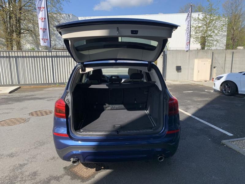 Photo 28 de l'offre de BMW X3 G01 SDRIVE18DA 150CH BUSINESS DESIGN EURO6C à 35780€ chez NG AUTO